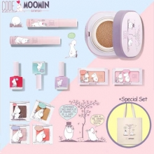 CODE GLOKOLOR X Moomin Edition Special Value Set A [Limited & Free Gift]