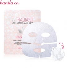 BANILA CO. Radiant Lace Hydrogel Mask Sheet Lifting 30g, BANILA CO.