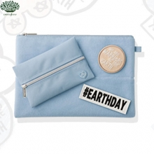 INNISFREE x Heidenei Collaboration Earth Day Clutch 1ea, INNISFREE