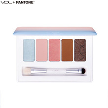 VDL PANTONE Expert Color Eye Book Mini No.5 7g (2016 Limited),  VDL