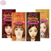 ETUDE HOUSE Hot Style Salon Cream Hair Coloring, ETUDE HOUSE