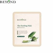 BEYOND Aloe Soothing Mask Sheet 23.5g, BEYOND