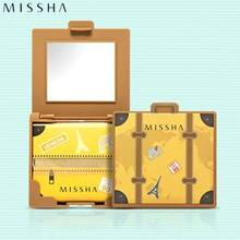 MISSHA Oil Control Hand Mirror (Mirror 1ea and Oil control film 50sheets), MISSHA