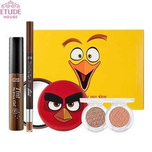 ETUDE HOUSE Angry Birds Eye Makeup Set (Eyebrows, shadows, mirror), ETUDE HOUSE