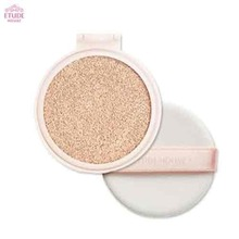 ETUDE HOUSE Real Powder Cushion SPF50+ PA+++ (Refill) 14g, ETUDE HOUSE