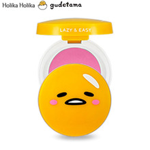 HOLIKA HOLIKA Lazy&Easy Jelly Dough Blusher (Gudetama Edition) 6g, HOLIKAHOLIKA