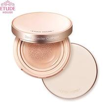 ETUDE HOUSE Real Powder Cushion SPF50+/PA+++  14g, ETUDE HOUSE