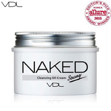 VDL NAKED Cleansing Oil Cream [STRONG] 150ml,  VDL