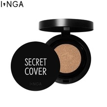 INGA Secret Cover Cushion SPF50+/PA+++ 15g, I'NGA