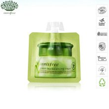 INNISFREE Green Tea Balancing Cream 5ml, INNISFREE
