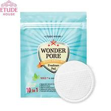 [mini] ETUDE HOUSE Wonder Pore Freshner Pad 8ml (2sheets) *10ea , ETUDE HOUSE