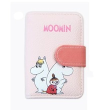 MOOMIN Nail Care Kit - Card type (6 items with case), MOOMIN