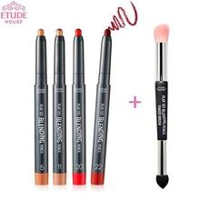 ETUDE HOUSE Play 101 Blending Pencil 1.1g*4ea [I.O.I Look Set ] with Blending Pencil Finger Brush, ETUDE HOUSE