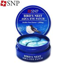 SNP Bird's Nest Aqua Eye Patch 1.4g*60 , SNP