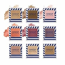 MAKEUP HELPER All Day Eye Shadow 2g, MAKEUP HELPER
