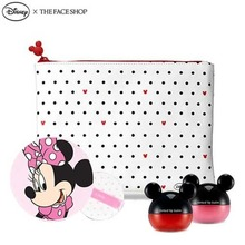 THE FACE SHOP Limited items BBK Value Pack - Minnie Set (Disney Collaboration)