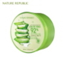 NATURE REPUBLIC Soothing & Moisture Aloe Vera 92% Soothing Gel 300ml [WS],Beauty Box Korea