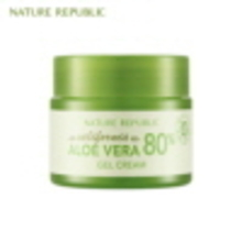 NATURE REPUBLIC California Aloe Vera 80% Gel Cream 50ml, NATURE REPUBLIC