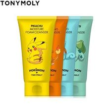 TONYMOLY Moisture Foam Cleanser 150ml [TONYMOLY POKEMON Collaboration] -Limited-, TONYMOLY