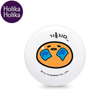HOLIKAHOLIKA Sweet Cotton Sebum Clear Pact (Gudetama Edition) 9g, HOLIKAHOLIKA