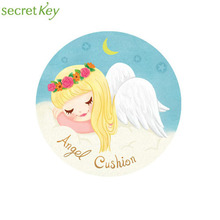 SECRETKEY Angel Cushion Case 1ea, ETUDE HOUSE