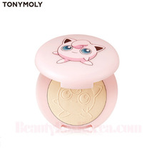 TONYMOLY Purin Peach Pact SPF42 PA++ (Pokemon Edition) 5g, TONYMOLY