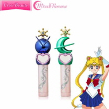 SAILORMOON Miracle Romance Twin Lip Cream Rod 4gx2p, KISS ME