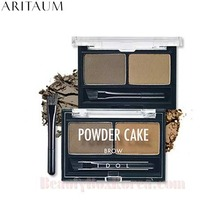 ARITAUM IDOL Brow Powder Cake 4g, ARITAUM