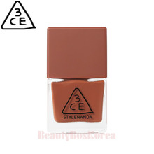 STYLENANDA 3CE Mood Recipe Long Lasting Nail Lacquer 10ml,Beauty Box Korea