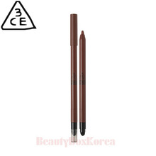 STYLENANDA 3CE Mood Recipe Gel Crayon Eye Liner 0.4g,Beauty Box Korea