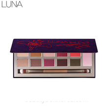 LUNA Eye Palette 11.9g [Runway City Collection Seoul Doii X ARTNOM Edition] , LUNA
