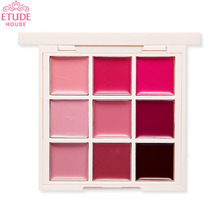 ETUDE HOUSE Personal Color Palette Cool Tone Lip 1g*9colors, ETUDE HOUSE