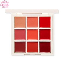 ETUDE HOUSE Personal Color Palette Warm Tone Lip 1g*9colors, ETUDE HOUSE