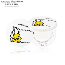 HOLIKA HOLIKA Lazy&Joy Face 2 Change Photo Ready Tone up Cushion SPF50+ PA+++(Gudetama Edition Ver.2) 15g, HOLIKAHOLIKA