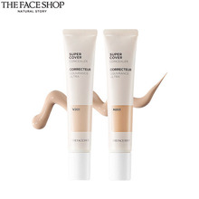 THE FACE SHOP Super Cover Concealer 20g, THE FACE SHOP