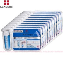 LEADERS 2Step Aquaringer Mask Plus 2ml(ampoule)+25ml(pack) *10ea, Own label brand
