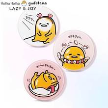 HOLIKA HOLIKA Lazy & Joy Face 2 Change Photo Ready Cushion Case (Gudetama Edition Ver.2) 1ea, HOLIKAHOLIKA