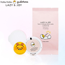 HOLIKA HOLIKA Lazy & Joy Face 2 Change Photo Ready Cushion BB Refill (Gudetama Edition Ver.2) 15g, HOLIKAHOLIKA