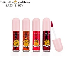 HOLIKA HOLIKA Lazy & Joy All Night Tint (Gudetama Edition Ver.2) 5ml, HOLIKAHOLIKA