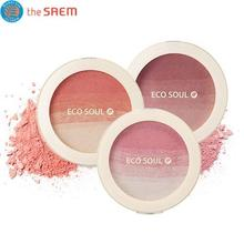 THE SAEM Eco Soul Cheek Gradation 9.5g, THE SAEM