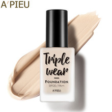 A'PIEU Triple Wear Foundation 35g, A'Pieu