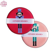 ETUDE HOUSE My Beauty Tool Slim Air Puff 2pcs [My Little Nut Collection] , ETUDE HOUSE