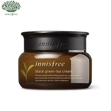 INNISFREE Black Green-Tea Cream 60ml, INNISFREE