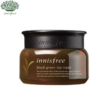 INNISFREE Black Green-Tea Mask 80ml, INNISFREE