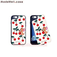 MADEWELL-CASE Tom&Jerry Swing Card Cherry Pattern Jerry, MADEWELL-CASE