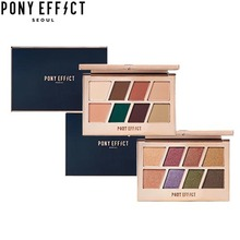 PONY EFFECT Master Eye Palette 8colors, PONY EFFECT