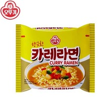 OTTOGI Curry Ramen 110g [Korean Noodle], OTTOGI