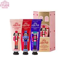 ETUDE HOUSE My Little Nut Colorful Scent Perfume Hand Cream 50ml*3ea [My Little Nut Collection] , ETUDE HOUSE