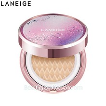 LANEIGE BB Cushion Whitening SPF50+PA+++ [Holiday Limited Edition] 15g (Laneige Milkyway Fantasy) , LANEIGE