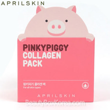 APRIL SKIN Pinky Piggy Collagen Pack 100g, APRIL SKIN
